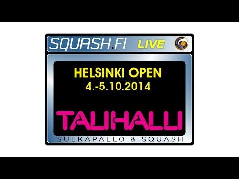 Helsinki Open 2014