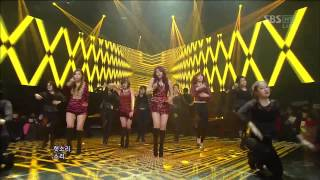 Live HD | 121216 SECRET - Talk That @ SBS Inkigayo