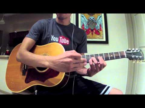 Incubus Defiance Guitar Lesson Youtube