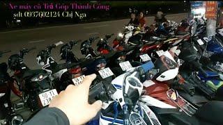 Future 1 máy Thái cùng xem lại một số xe tay côn tay ga giá cả thương lượng |Ngố Nguyễn