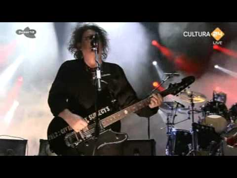 The Cure - Pinkpop 2012 - One Hundred Years / Disintegration