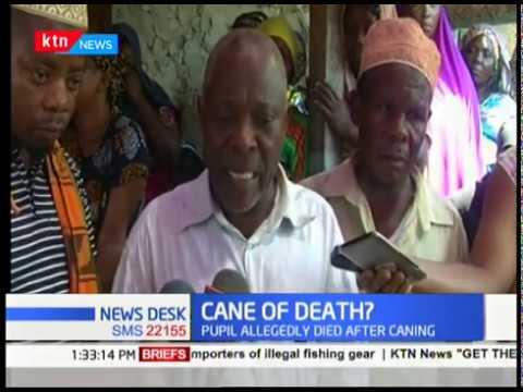 Agony as teacher canes pupil to death in Kanana Genesis School