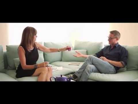 Tea With Sarah Patterson WriterDirector Rowan Joffe