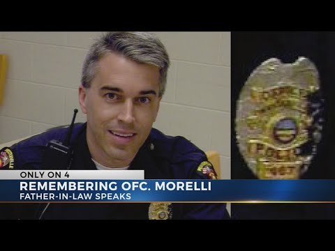 Officer Morellis father-in-law: He was a special person