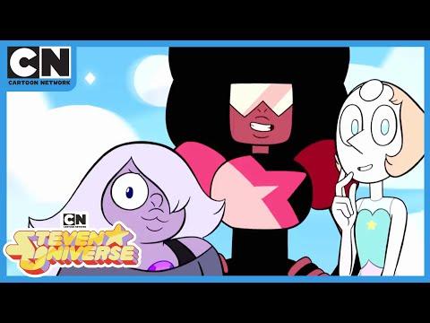 Steven Universe | Crystal Gem Shorts Compilation | Cartoon Network