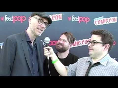 New York Comic Con 2016 - Dream Corp LLC Interview 2