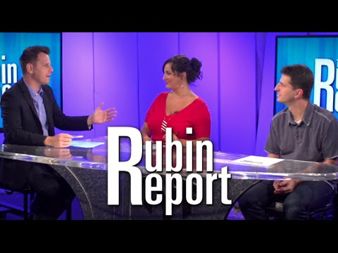 Israel Gaza Conflict, Income Inequality, PETA | The Rubin Report