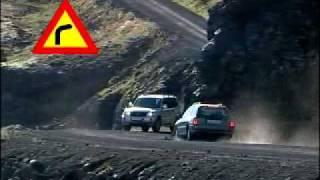 видео Об особенностях автовождения в Исландии
