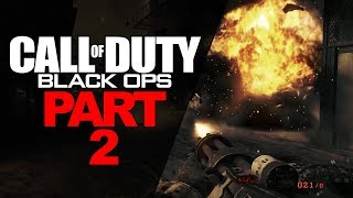 CALL OF DUTY BLACK OPS - PART 2 DEATH MACHINE - 1080P HD PC 60FPS