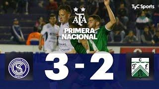 Independiente Rivadavia 3 VS. Ferro 2  | Fecha 2 | Primera Nacional 2019/2020