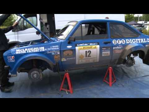 2014 Carlow MK2 Challenge Rally (Full TV Programme)