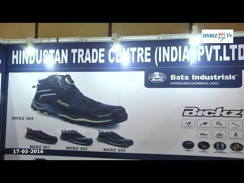 Hindustan Trade Centre Bata Industrials - Safety Security India 2016