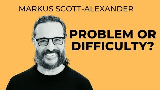 Problem Vs Difficulty