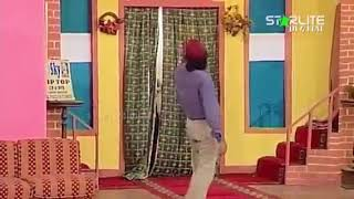 New stage drama Zafri khan Nasir chanyoti Full comedy clip.