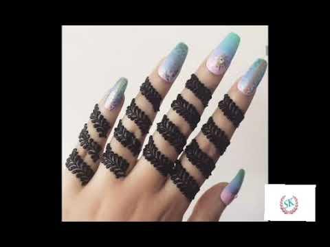 Most Easy Simple Mehndi Designs