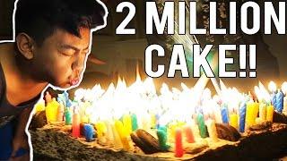 Guava Juice 2 Million Cake Surprise!!!