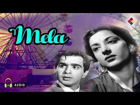 Gham Ka Fasana   Mela 1948   Shamshad Begum
