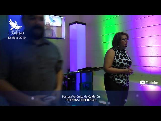 Predica # 87 - PIEDRAS PRECIOSAS - Pastora Veronica Calderon