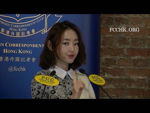 2017.04.03 Yeonmi Park: In Order to Live: A North Korean Girl's Journey to Freedom