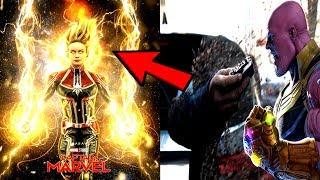 Samuel L Jackson DROPS A HUGE SPOILER FOR AVENGERS 4 ENDGAME! Captain Marvel CAN TIME TRAVEL REVEAL