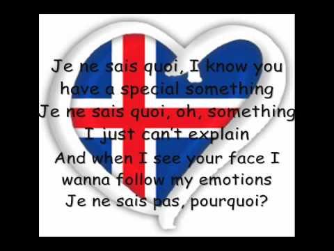 Hera Björk - Je Ne Sais Quoi + (Lyrics)