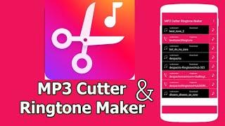 Mp3 cutter and Ringtone Maker apps details.. screenshot 5