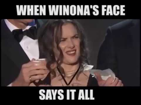 Winona Ryder Of Stranger Things Joins The Film Actors Guild Youtube