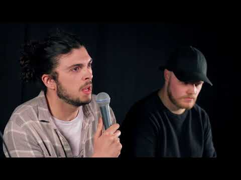 CREATE TO INSPIRE - Recluse (Interview Live From YouTube Space London)