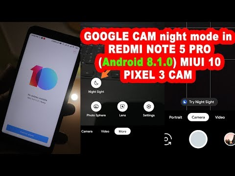 google camera for android 8 1