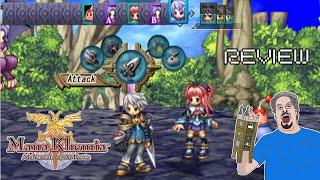 Mana Khemia: Alchemists Of Al-Revis Review (PS2)