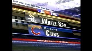 80 - White Sox at Cubs - Saturday, July 1, 2006 - 12:20pm CDT - FOX