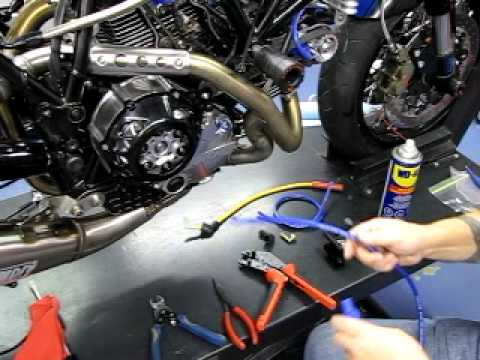 Ducati Coil Wire How toMOV YouTube