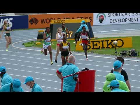 4x100 m Women 42.94!!! WORLD U20 RECORD!!! Jamaica Nairobi 2021