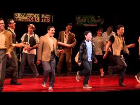 'A Bronx Tale: The Musical,' co-directed by Robert De Niro, Jerry Zaks