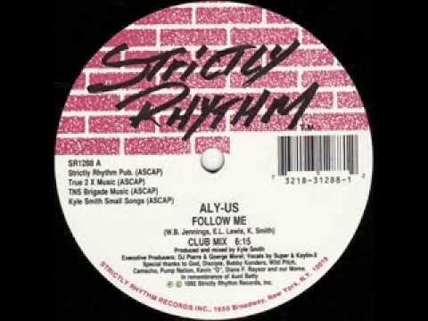 Aly Us - Follow Me (Club Mix)