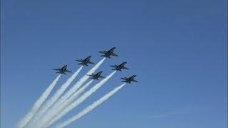 Blue Angels Pensacola Beach Airshow 2018