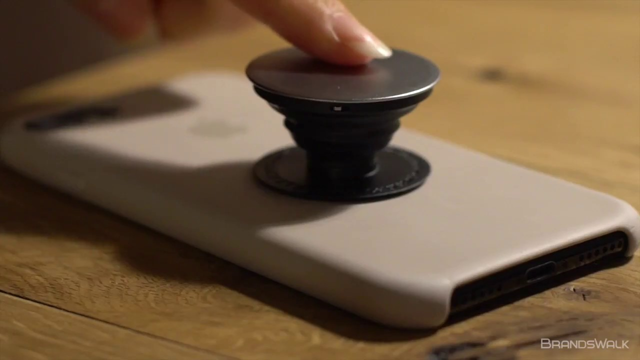 quality design 89cdf 362bd Hands-On Review: Popsockets