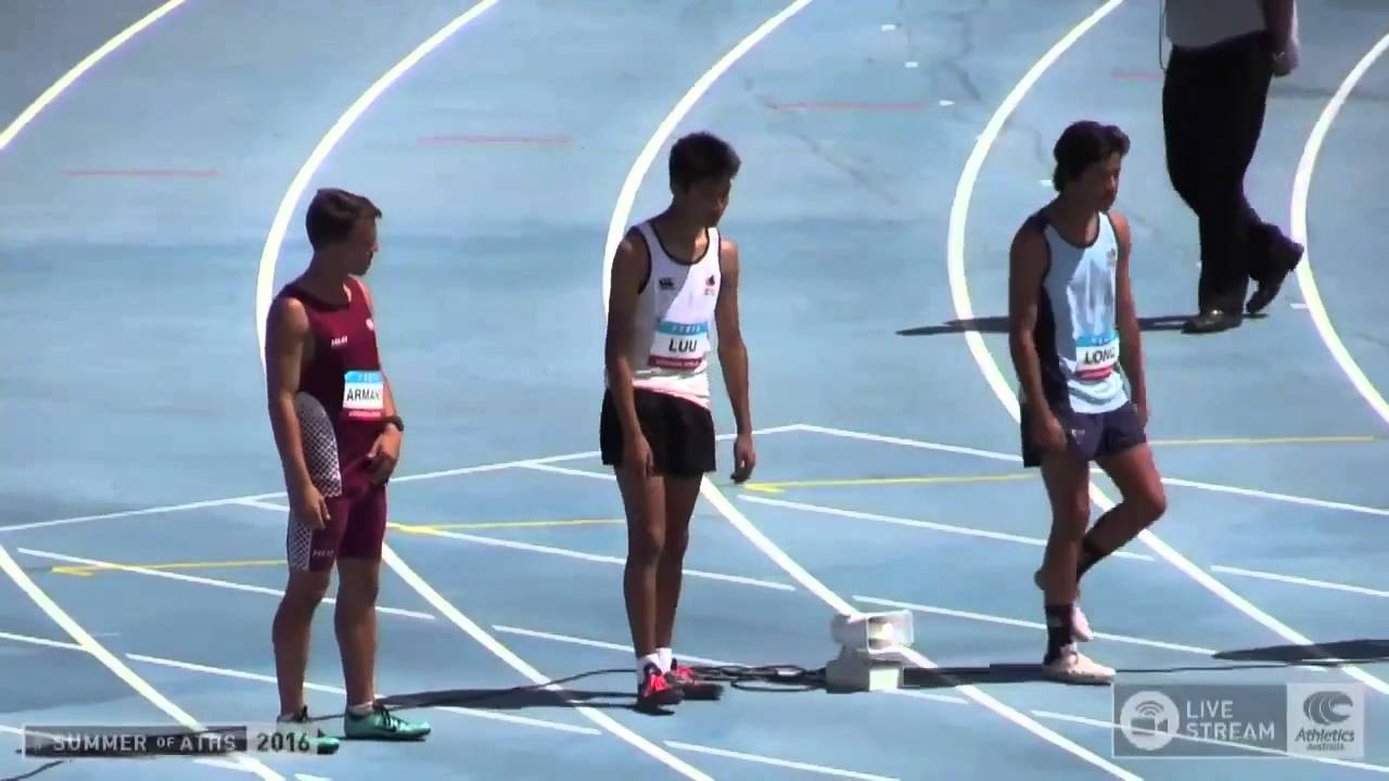 how to win 100m race