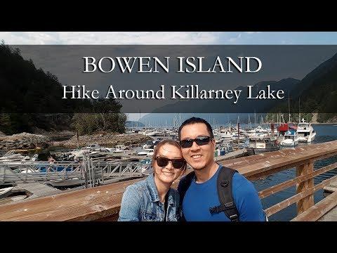 Hike Around Killarney Lake, Bowen Island