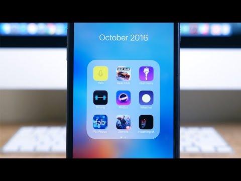 Top 10 iOS Apps of October 2016!