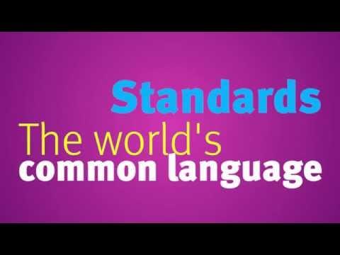 A world without international standards? (mashup 2015)