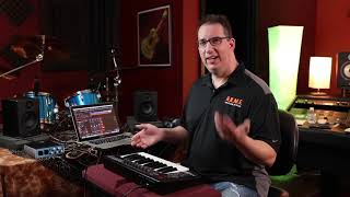 Recording in Studio One Made Easy: Recording Keys