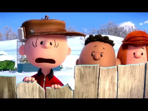 THE PEANUTS MOVIE Clip - New Kid (2015) Charlie Brown, Animated ...