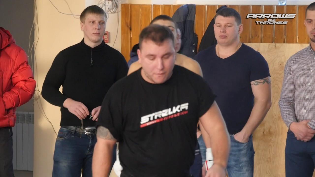 Стрелка Барнаул - Первый бой и анонс Финала в Шерегеше