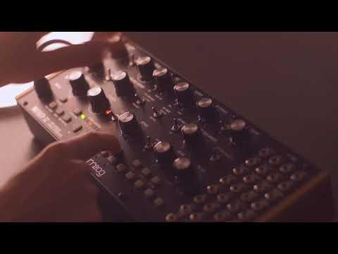 Moog Mother 32 - Cinematic Drone Jam