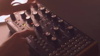Moog Mother 32 - Cinematic Drone Jam