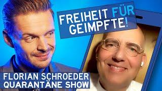Die Corona-Quarantäne-Show vom 07.04.2021 mit Florian & Prof. Eckhard