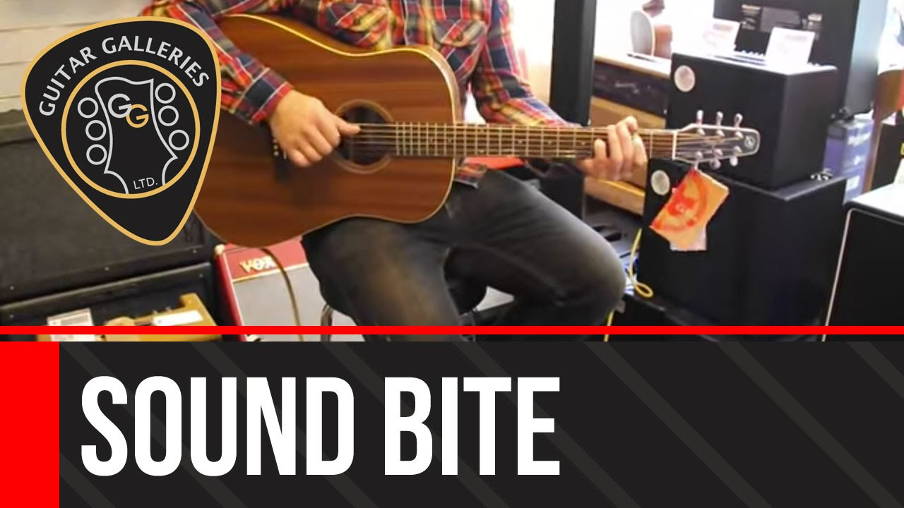 godin seagull s6 mahogany deluxe electro acoustic guitar demo youtube. Black Bedroom Furniture Sets. Home Design Ideas