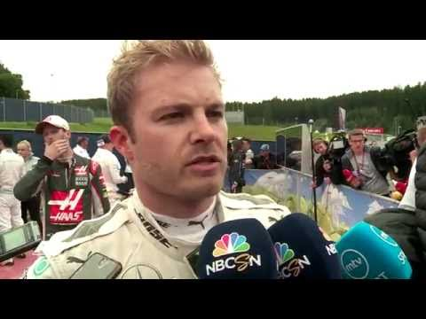 Drivers Report Back After Epic Race | Austrian Grand Prix 2016