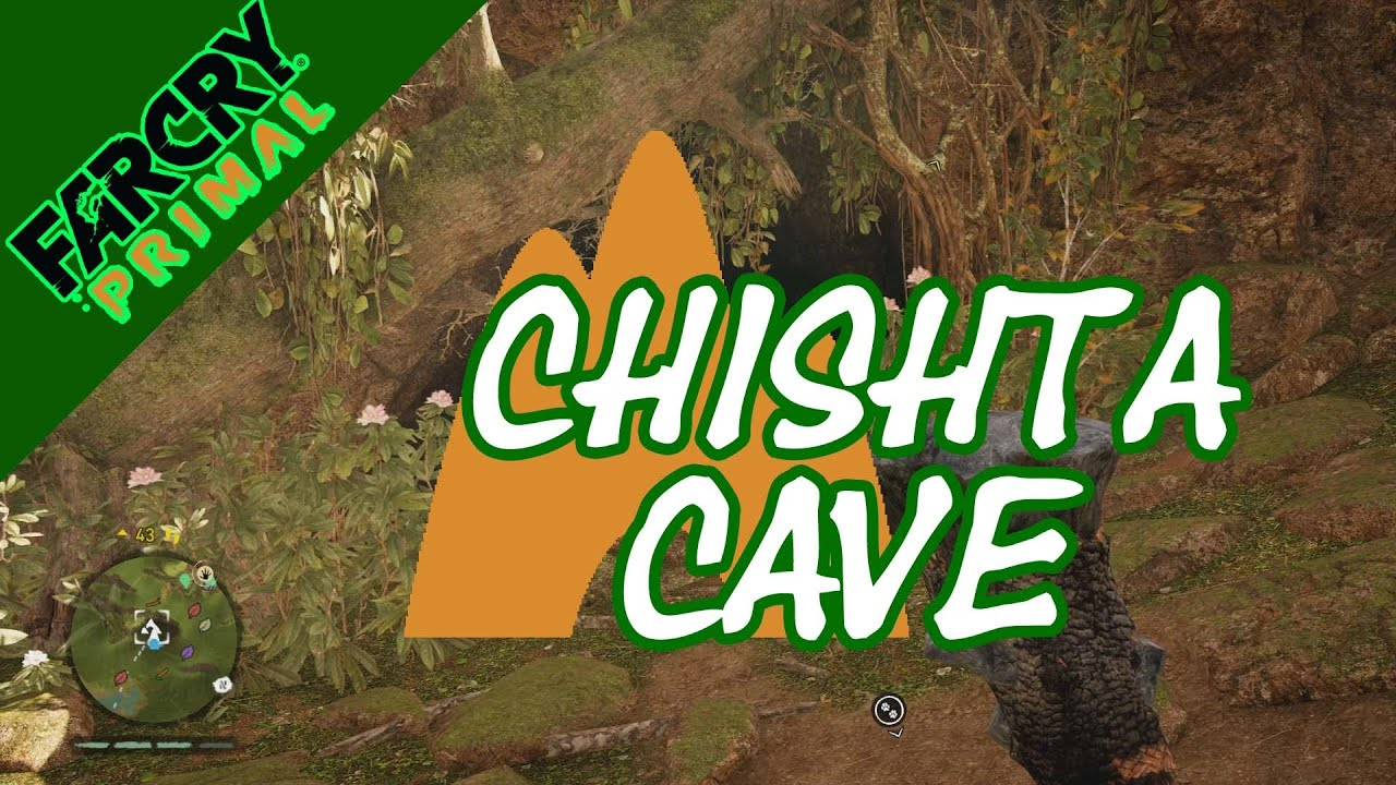 Man Cave Far Cry 5 Walkthrough : Far cry primal chishta cave walkthrough painting